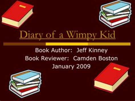 Diary of a wimpy kid hard luck book summary